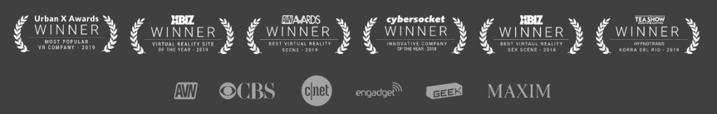 awards won by vr bangers