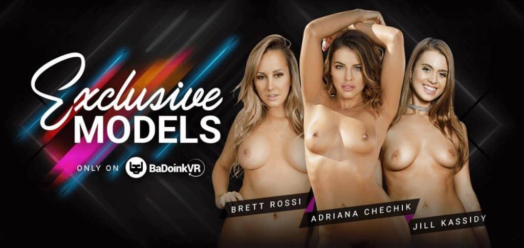 exclusive badoink vr models