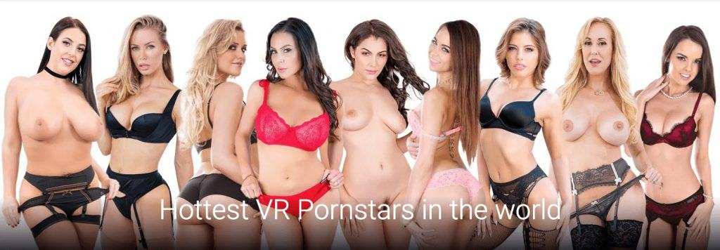 pornstars featured in vr bangers movies